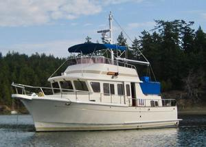 Used Selene Archer 36 Trawler Boat For Sale