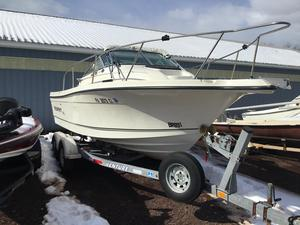 Used Trophy 2002 Walkaround2002 Walkaround Saltwater Fishing Boat For Sale