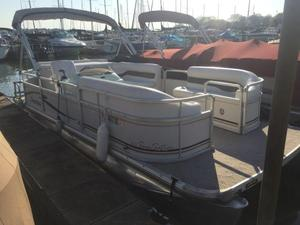 Used Premier 210 Sunstation Pontoon Boat For Sale