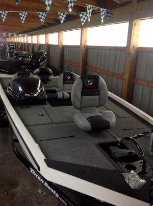 New Triton Boats 17 TX Bass Boat For Sale