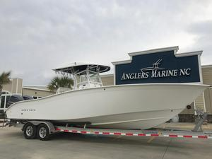 Used Cape Horn 31T31T Center Console Fishing Boat For Sale