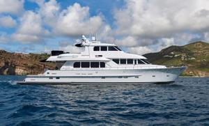 Used Paragon Skylounge With Cockpit Motor Yacht For Sale