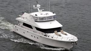 Used Ocean Alexander 74' Pilothouse Motor Yacht For Sale