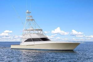 Used Viking 61' Convertible Sports Fishing Boat For Sale