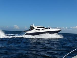 Used Savannah 54 Express Cruiser Boat For Sale