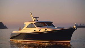 Used San Juan Downeast Express Cruiser Boat For Sale