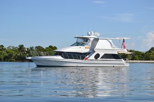 Used Bluewater 5200 Millenium Motor Yacht For Sale