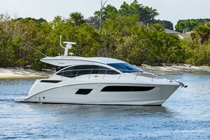 Used Sea Ray 400 Sundancer Cruiser Boat For Sale