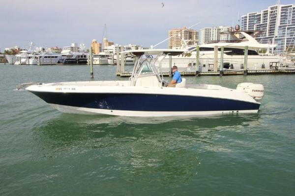 Used Wellcraft 30 Tournament Saltwater Fishing Boat For Sale