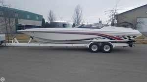 Used Fountain Fever 32 High Performance Boat For Sale