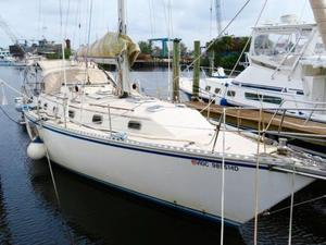 Used Caliber 40 Cruiser Sailboat For Sale