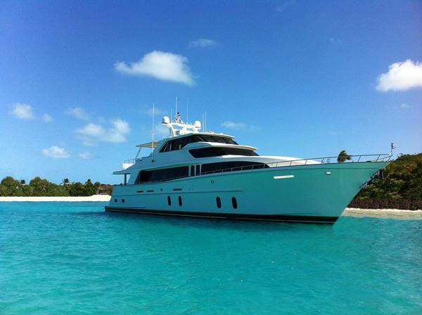 Used Cheoy Lee ABS Motor Yacht Motor Yacht For Sale