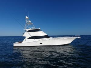 Used Viking 76 Enclosed Sports Fishing Boat For Sale