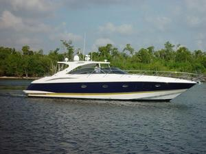 Used Sunseeker Camargue w/ custom Hardtop Express Cruiser Boat For Sale