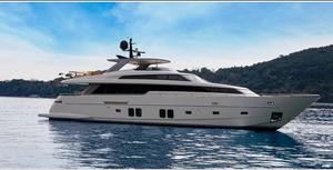 Used Sanlorenzo SL96 Motor Yacht For Sale