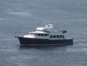 Used Marlow 72C Trawler Boat For Sale