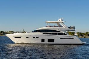Used Princess 68 Flybridge Motor Yacht Motor Yacht For Sale