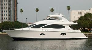 Used Lazzara 68 Motor Yacht Motor Yacht For Sale