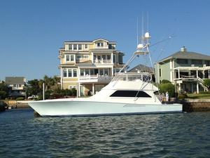 Used Viking 65 Convertible-Painted Sports Fishing Boat For Sale