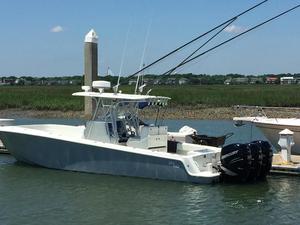 Used Sea Vee 34B Center Console Center Console Fishing Boat For Sale