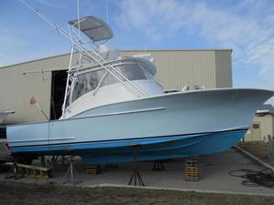Used Gillikin Custom Carolina Sports Fishing Boat For Sale