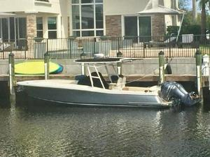 Used Chris-Craft Catalina Sun Tender Center Console Fishing Boat For Sale