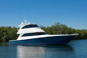 Used Viking 60 Enclosed Bridge Sports Fishing Boat For Sale