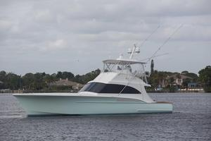 Used Middleton Custom Carolina Sportfish Sports Fishing Boat For Sale