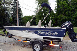 Used Mirrocraft 1676 Outfitter Bass Boat For Sale