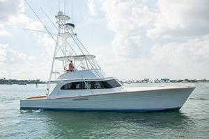 Used Merritt 54 Sportfish Convertible Sports Fishing Boat For Sale