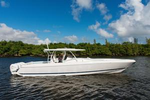 Used Intrepid 475 Panacea Saltwater Fishing Boat For Sale