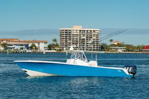 Used Sea Vee 390Z Center Console Fishing Boat For Sale