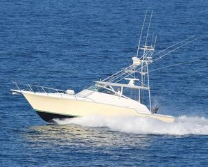 Used Bertram 43' Express Sports Fishing Boat For Sale