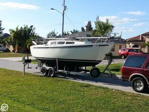 Used S2 Yachts 8.0 Sloop Sailboat For Sale