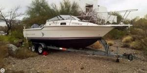 Used Bayliner Trophy 2302 Cuddy Walkaround Fishing Boat For Sale