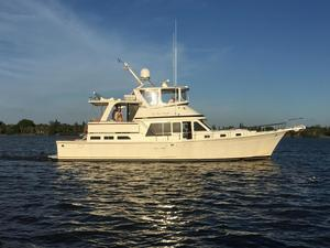 Used Offshore Yachts 48' Yachtfish Trawler Boat For Sale