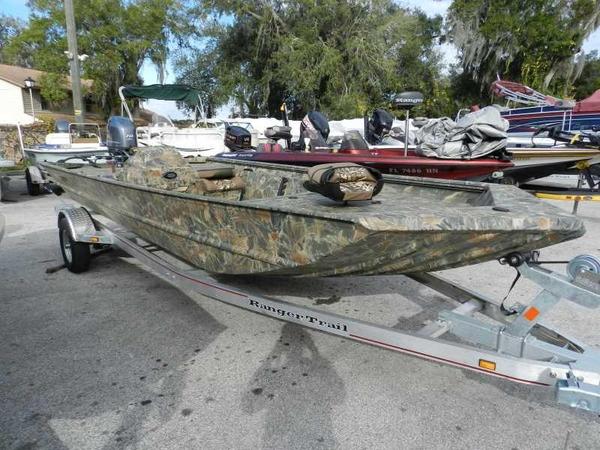 New Ranger 1862 Aluminum Fishing Boat For Sale