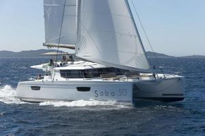 New Fountaine Pajot SABA 50 Catamaran Sailboat For Sale