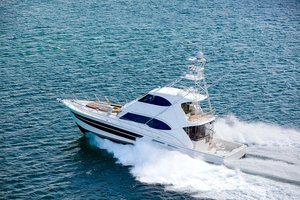 New Riviera 77 ENCLOSED FLYBRIDGE Motor Yacht For Sale