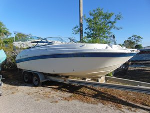 Used Mariah DX212DX212 Deck Boat For Sale