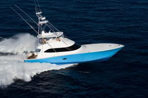 New Viking Saltwater Fishing Boat For Sale