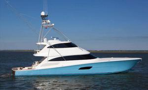 New Viking 92 Enclosed Bridge Sports Fishing Boat For Sale