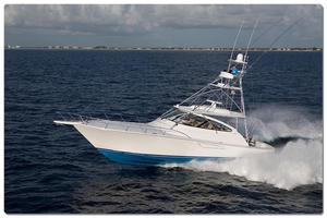 New Viking Open Saltwater Fishing Boat For Sale