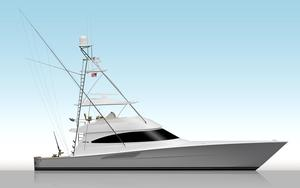 New Viking 68 Convertible(68-003) Sports Fishing Boat For Sale