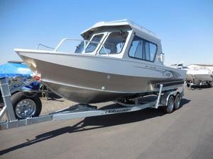 New Hewescraft 240 Ocean Pro240 Ocean Pro Aluminum Fishing Boat For Sale