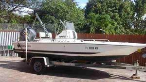 Used Century 1818 Center Console Fishing Boat For Sale