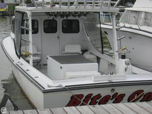 Used Manning 32 Downeast Fishing Boat For Sale