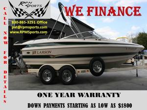 Used Larson 210 LXI210 LXI Bowrider Boat For Sale