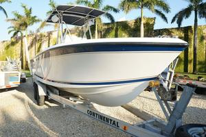 Used Intrepid 245 Center Console245 Center Console Center Console Fishing Boat For Sale