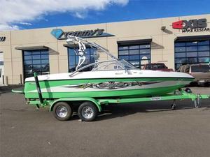 Used Tige 20i20i Ski and Wakeboard Boat For Sale